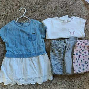 Toddler girl clothes size 2